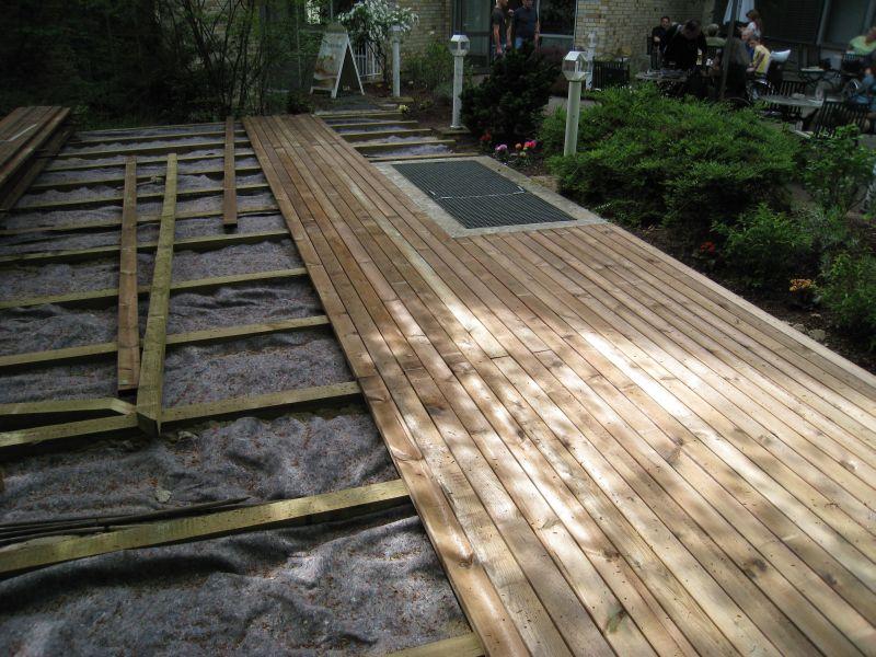 Gartengestaltung Mit Holzterrasse ~ Die Besten Einrichtungsideen und ...