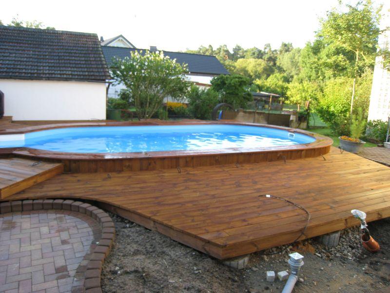 poolbau: schwimmteich, pool - garlana gmbh: die ganze welt des gartens, Gartenarbeit ideen